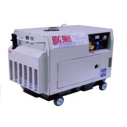 5.0Kva Silent Diesel Generator (Dual Voltage)